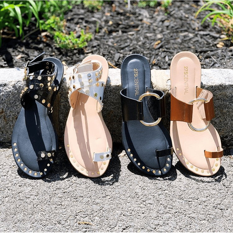 275 Central - FLat Sandals