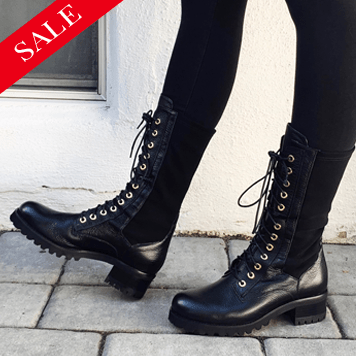 275 Central - Monster Leather Boot